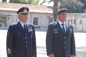 Gabi Ashkenani, Italian Armed Forces, Israel Defense Forces, Vincenzo Camporini