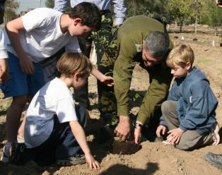IDF Project Against Gaza Rocket Attacks