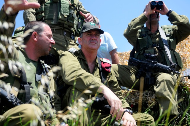 IDF Chief of Staff visits Northern Command