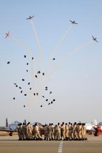 Flight School Graduates Receive Their New Rankings as Air Force Officers