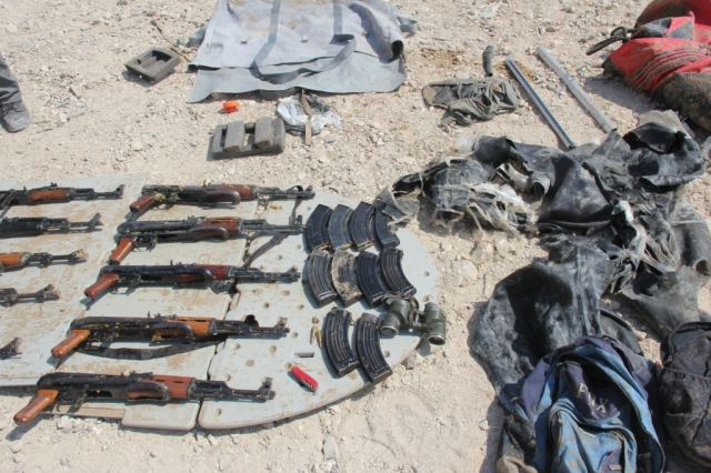 Palestinian boat with weaponry found in the Dead Sea by IDF, Police