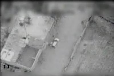 Archive: IAF Targeting Terror Facilities in Gaza