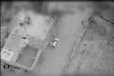 Archive: IAF Targeting Terror Facilities in Gaza