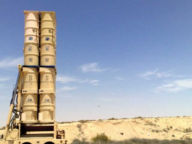 Arrow Anti-Missile System