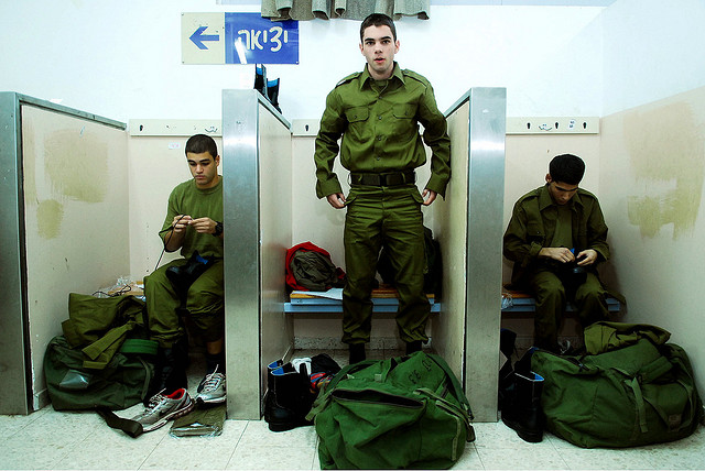 an essay on becoming a soldier in israel Home opinions ideas going in alone: the motivations and hardships of going in alone: the motivations and hardships of israel my title is being a lone soldier.