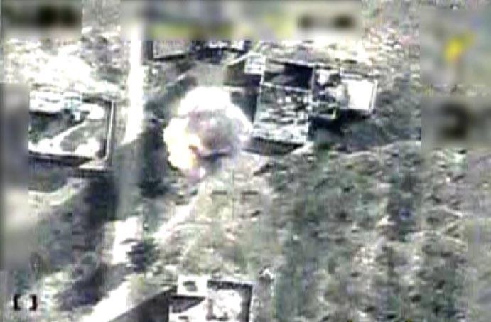 Archive: IAF Targeting Terror Facilities, IDF, Gaza, Hamas, Rockets, rocket