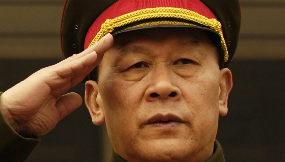 chinese chief of the general staff general chen bingde israel