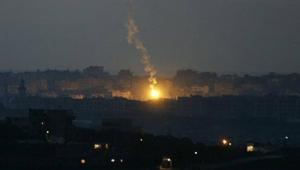 rocket, IAF, bombing, Gaza