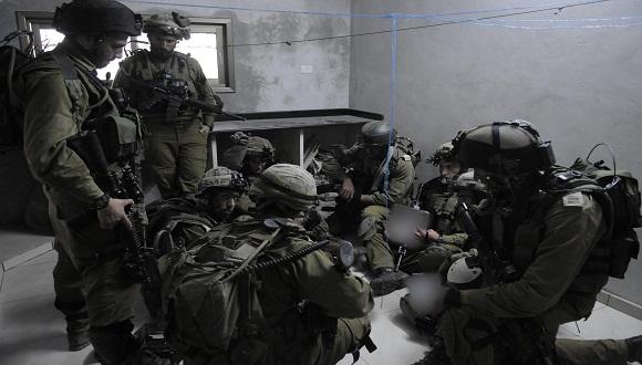 IDF and ISA thwart terrorist cell activity south of Jerusalem, Israel, Israeli,