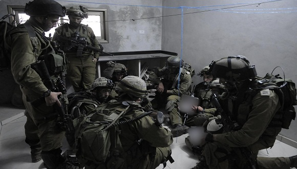 IDF and ISA thwart terrorist cell activity south of Jerusalem, Israel, Israeli,