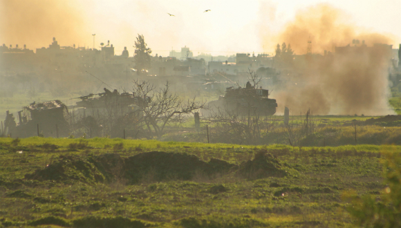 IDF Tank, Israel, Gaza, Israeli