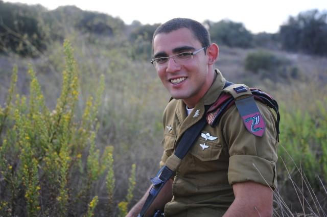 Lt. Nissim Buzaglo MAKAM