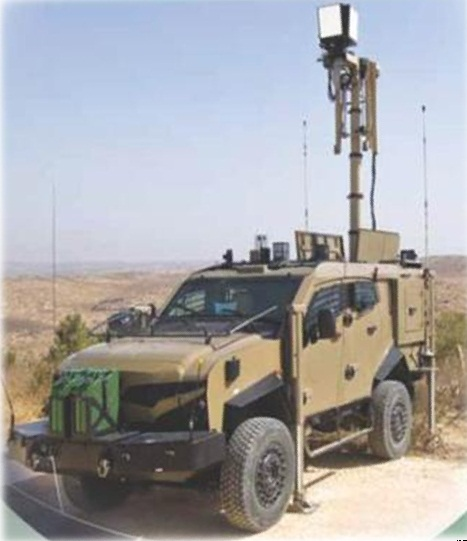 field intelligence, IDF, Israel Defense Forces, Granite