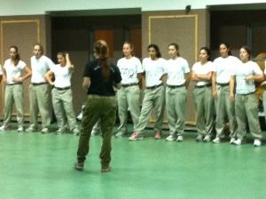 Krav Maga Instructor Explains the Basic Principles of the Israeli Martial Art