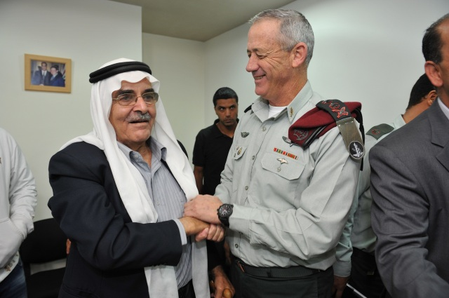 IDF Chief of Staff Meets Druze and Bedouin Community Leaders, Eid al-Adha, Druze, Arabs, Bedouin, Israel, Diversity