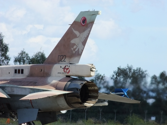 Israeli F-16 in Italy, IAF, Italy, Air force
