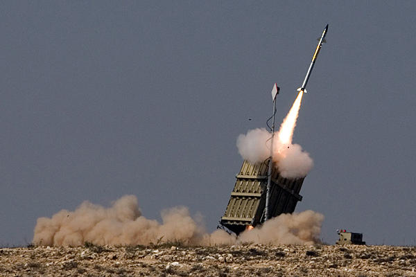 Iron Dome Missile Defense System