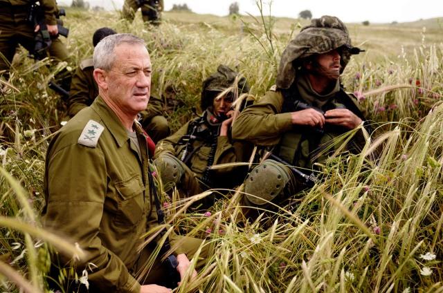 Lt. Gen. Benny Gantz