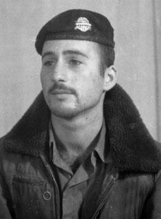 Sergeant Shaul Vardi